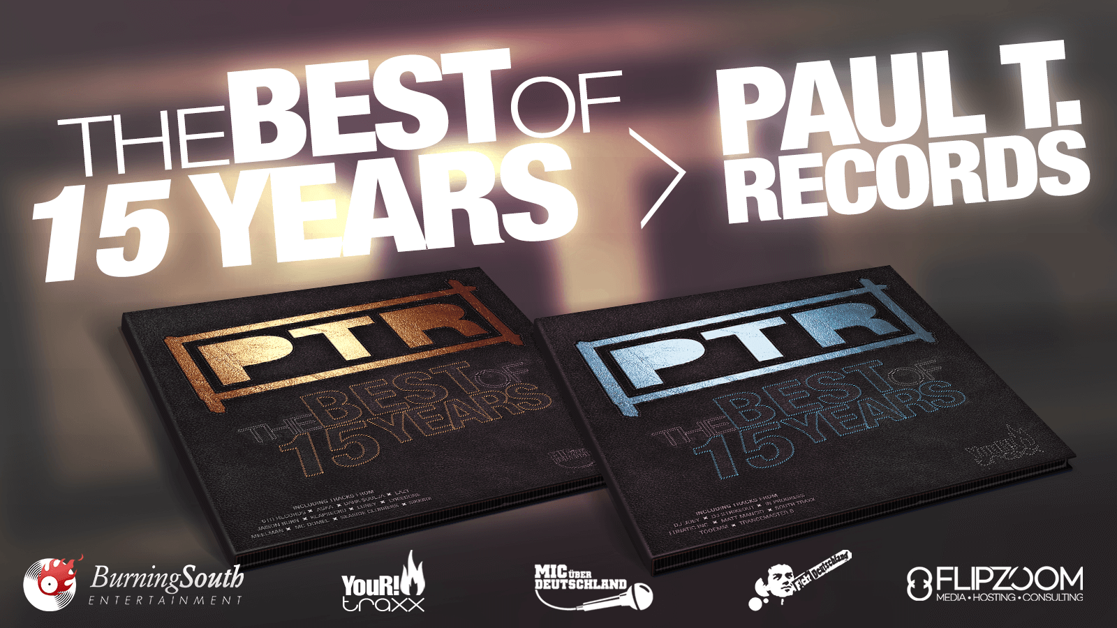 Paul T. Records - The Best Of 15 Years - Free Download!